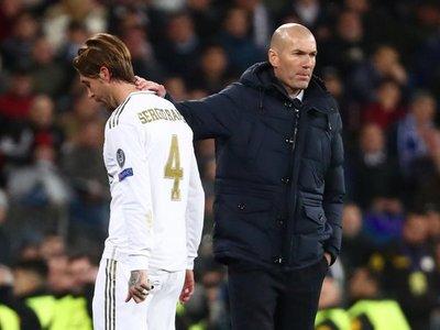 """Zidane: """"No soy de los que presume delante de los jugadores"""""""