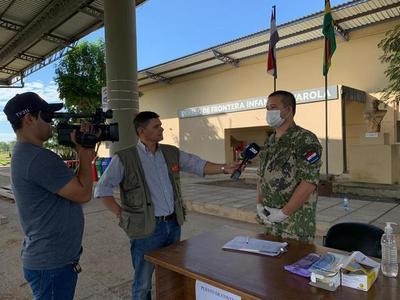 Infante Rivarola: Bolivia no realiza control sanitario en frontera, pero Paraguay sí