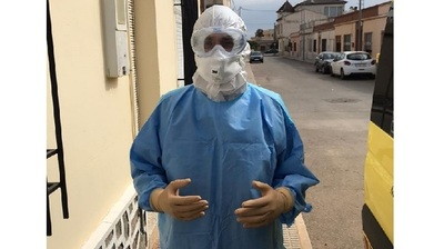 Record: Italia reporta 627 muertos en 24 horas por coronavirus
