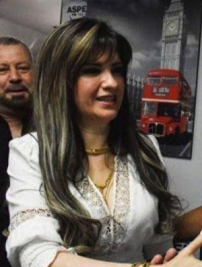Dalia López con orden de captura internacional