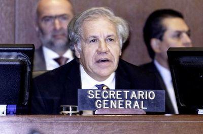 El uruguayo Luis Almagro,  reelegido como secretario general de la OEA