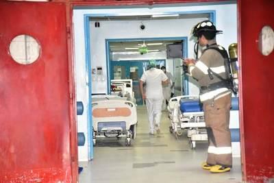 Alarma en IPS por derrame químico en Nefrología •