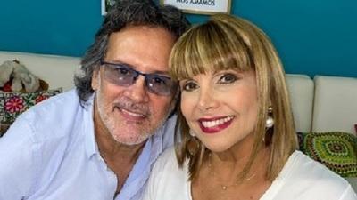 PelusaRubiny Emilio García celebran 38 años de casados