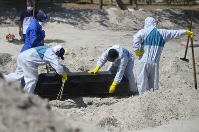 Más de 11.000 muertos por el coronavirus en el todo el mundo