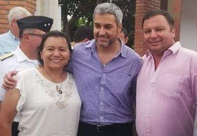 San Ignacio; confirman dupla Cristina Ayala-Rubén Encina para las próximas elecciones