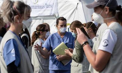 Italia registra 793 muertes en un día por COVID-19