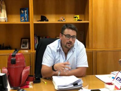 Dinatran establece nuevo itinerario de buses que ingresan a Asunción