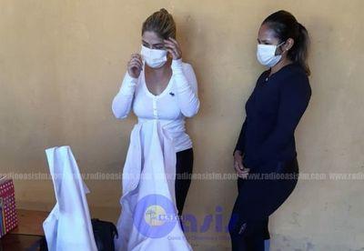Detienen a mujeres que intentaban vender supuesta vacuna contra el Covid-19 en Pedro Juan