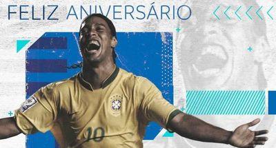 Coronavirus evita el cumpleaños de Ronaldinho en prisión