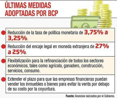 BCP garantiza el normal funcionamiento del sistema