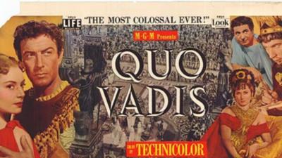 De Quo Vadis a The Passion