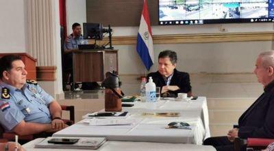 Ministerio del Interior pide ayuda a Fiscalía para garantizar cuarentena