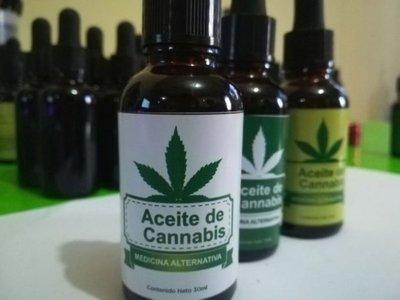 Buscan abrir mercado de aceite de cannabis