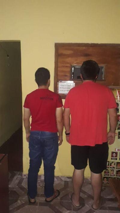 Detenidos en Horqueta por inclumplir con decreto presidencial