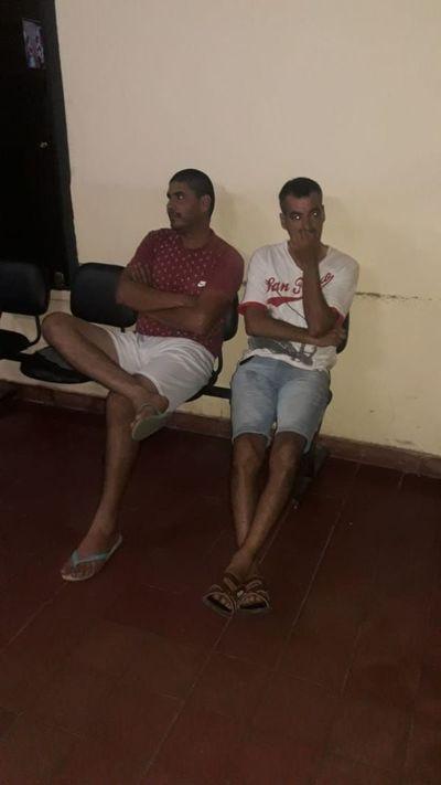 Dos detenidos por violar cuarentena en Carapeguá