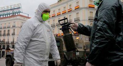 España alcanza las 2.000 muertes por coronavirus