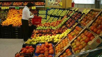Supermercadistas argumentan que en Abasto aumentan precios de frutas y verduras