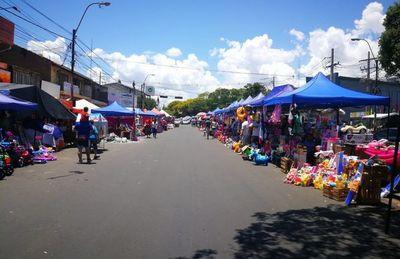 Se cierran calles adyacentes al Mercado 4