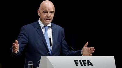 'Se jugará cuando se pueda sin poner en peligro la salud de nadie'- Gianni Infantino