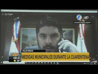 Intendente garantiza recolección de basuras en Asunción