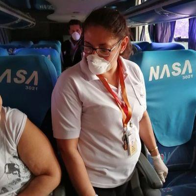 Dinatran monitorea situación de cuarentena para garantizar transporte en Asunción e interior del país