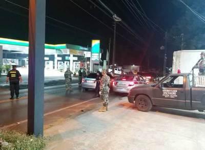 Covid-19: Anuncian controles más severos en las calles •