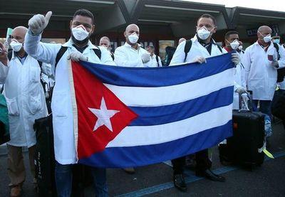 Cuba, China y Rusia van a la ayuda de Italia