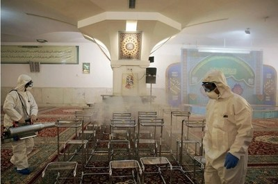 Coronavirus: Irán busca negociar con Estados Unidos la liberación de prisioneros a cambio de ayuda contra la pandemia