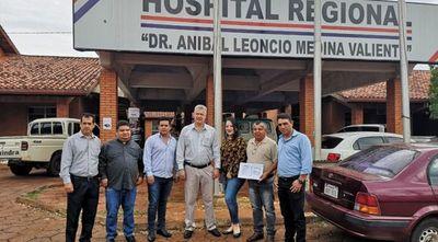 Coronavirus: Comuna de PJC brindar ayuda a Hospital bajo amparo judicial