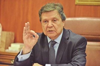 Ministro del interior advirtió que todos los trabajadores deben manejarse con sus certificados de trabajo, a fin de justificar su circulación en la vía pública