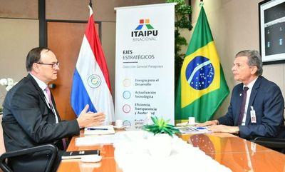 Itaipú coordina acciones para contrarrestar al covid-19