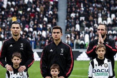 La estrella de la Juventus que dio positivo al Covid-19