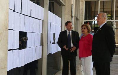 Corte abre  el  periodo de tachas y reclamos para elección de abogados