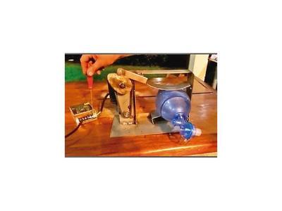 Manos a la obra: Crearán prototipo mecánico para ventilación pulmonar