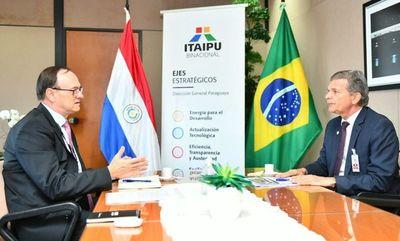 Itaipú garantiza energía eléctrica y aúna esfuerzos para combatir COVID-19