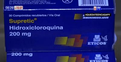 Uso desmedido de hidroxicloroquina puede provocar ceguera