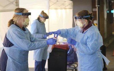 Cinco pacientes con coronavirus forman parte de la población de alto riesgo
