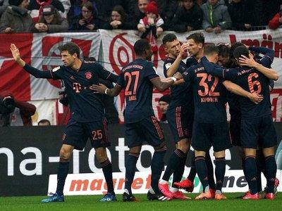 La plantilla y mandos del Bayern Múnich se rebajan el sueldo un 20%