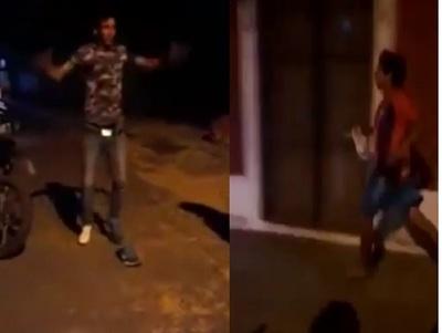"Viralizan videos de ""castigos"" aplicados por agentes del Grupo Lince"