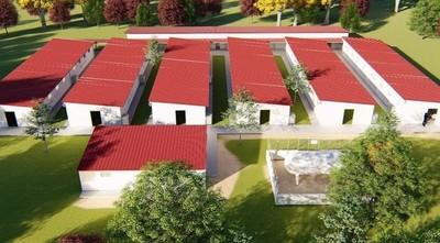 En un mes construirán dos hospitales de contingencia, promete Abdo