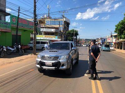 Reportan 21 detenidos por no respetar cuarentena en Alto Paraná