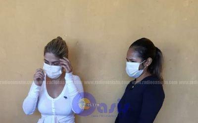 Jueza Pedro Juan decreto prisión de brasileñas que aplican supuesta vacuna para el Covid-19