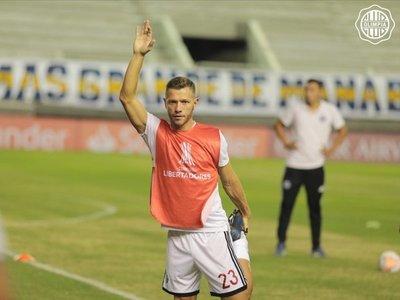 """Nicolás Domingo extraña el fútbol, pero anima a tomar """"conciencia plena"""""""