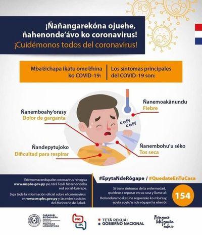 COVID-19: Facilitan materiales  de prevención en diferentes lenguas nativas