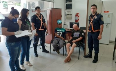 Lunes con 21 detenidos por no cumplir aislamiento social