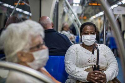Presos de Sao Paulo harán máscaras contra COVID-19
