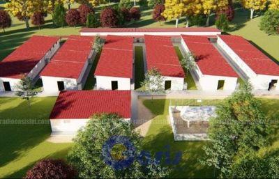 Construirán dos hospitales para pacientes de Covid-19 que culminarán en un mes