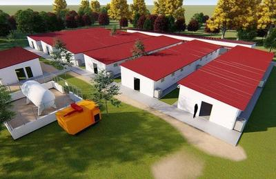 Gobierno prevé concluir en 30 días construcción de hospitales de contingencia