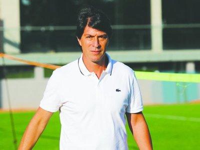 Ni ahí Garnero tiene ganas de dirigir a algún club argentino