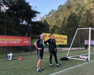 'Gatito' Fernández indica que Botafogo quiere 'reducir salarios'